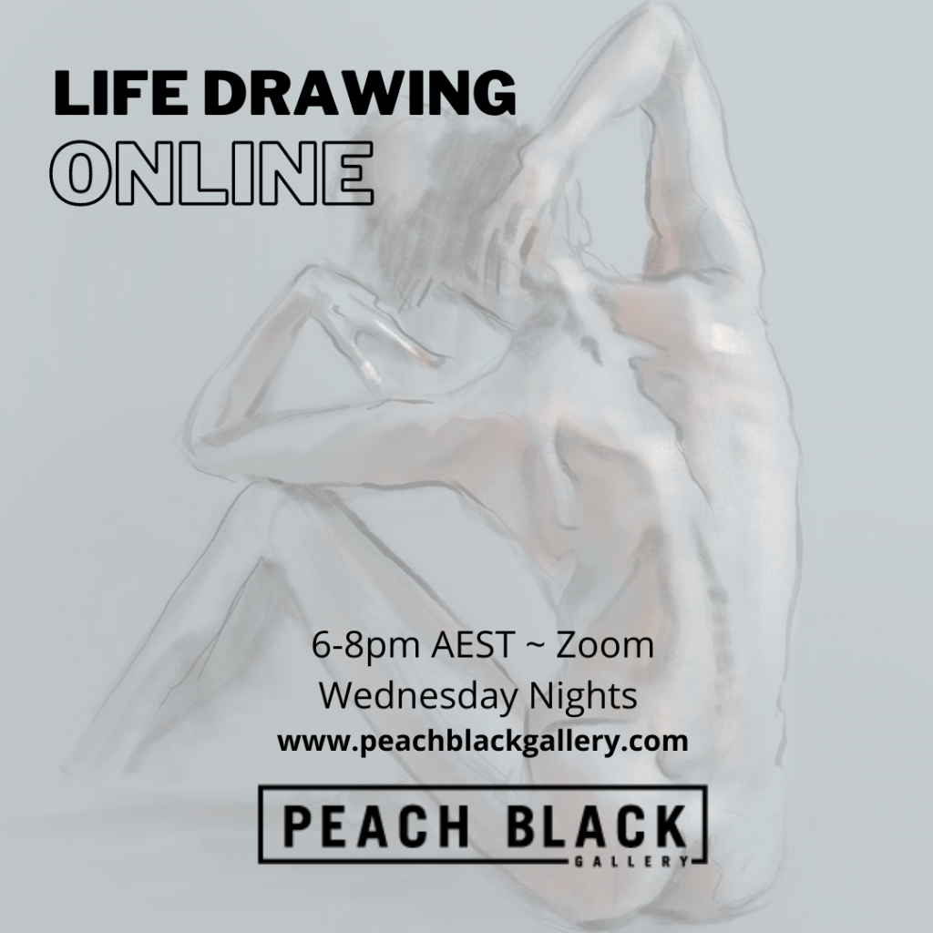 Life drawing online_